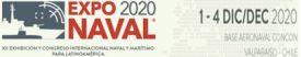 12-я Международная выставка ВМС Латинской Америки ExpoNaval 2020 пройдет в период с 1 по 4 декабря в Вальпараисо, Чили
