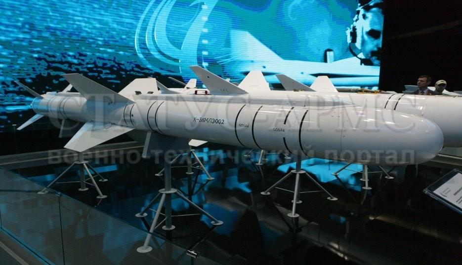 Х-38МЛЭ-002