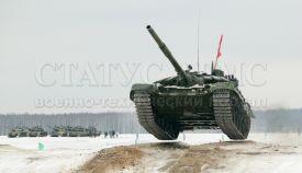 ОБТ Т-72Б3